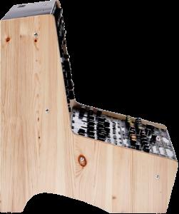Erica 140 Skiff Side Panels Double
