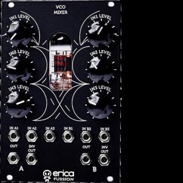Erica Fusion VCO Mixer