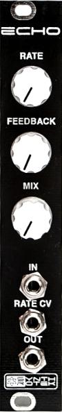 Synthrotek ECHO Voltage Controlled Echo