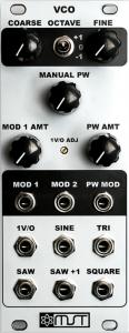 Synthrotek MST VCO