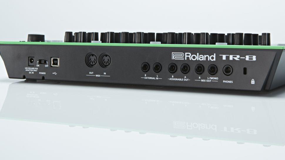 Roland TR-8 Rhythm Performer – Cymru Beats f2fb504e02bc