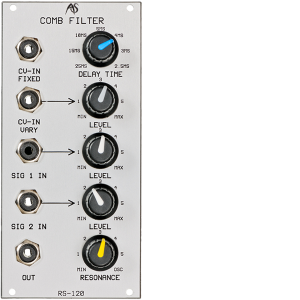 Analogue Systems RS-120 Comb Filter 1