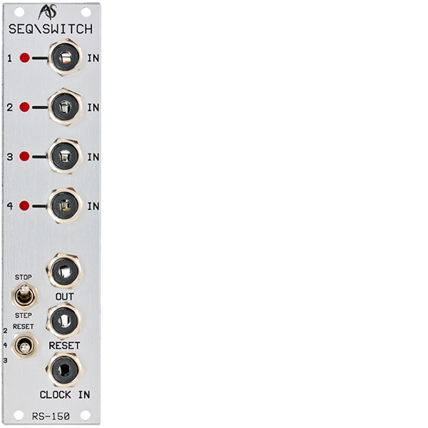 Analogue Systems RS-150 Sequential Switch 1