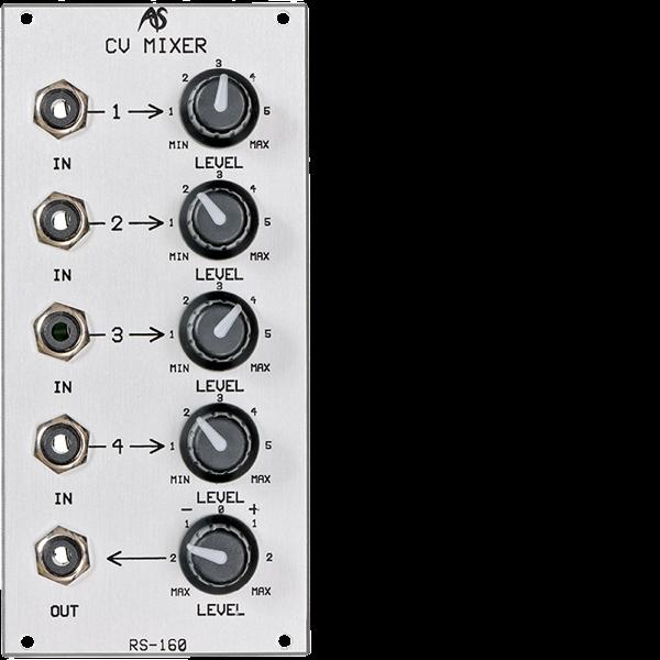 Analogue Systems RS-160 CV Mixer 1
