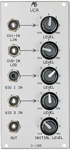 Analogue Systems RS-180 VCA 2