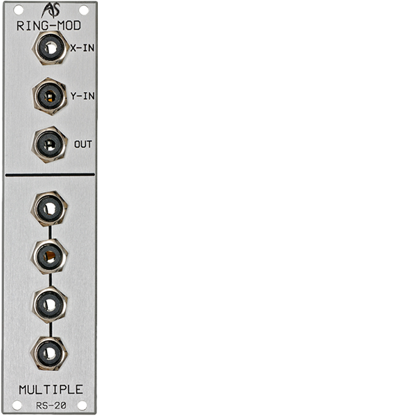 Analogue Systems RS-20 Ring Mod : Multiple 1
