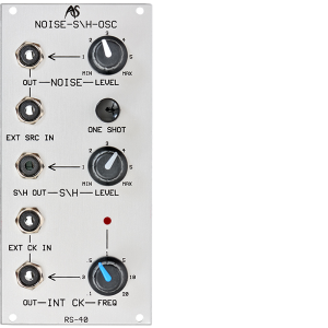 Analogue Systems RS-40 S:H Clock Noise 1