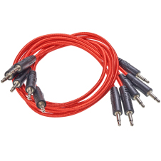 AQA Elektrix cable red 60cm 5 pack